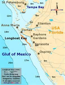 Longboat key map designed and copyright by goode com
