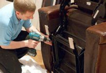 how to fix a recliner chair back how to fix a recliner chair back removing a lazy boy