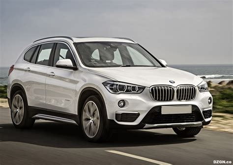 Bmw X1 Suv Revealed Dzgn Design And Technology