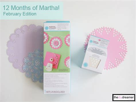 crafts martha stewart 12 months of martha february supplies the d i y dreamer