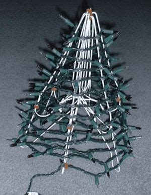 hanger christmas tree craft christmas trees wire coat