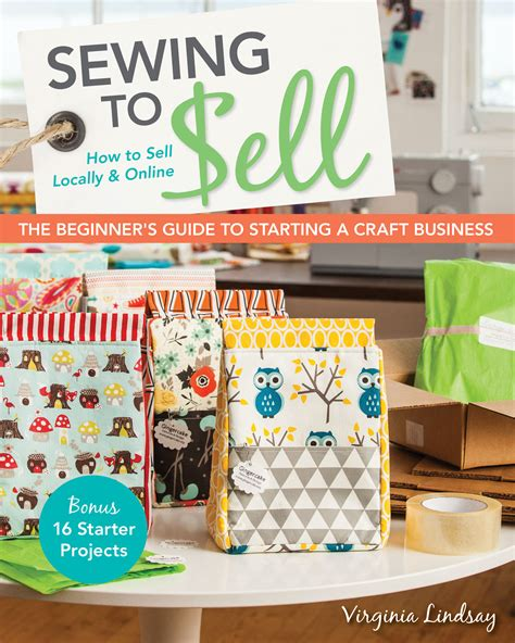 Sell Handmade Crafts Free - sewing to sell project and giveaway like the sea