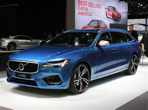 Are Volvos Luxury Cars Must See Luxury Cars And Sedans At The 2017 Detroit Auto