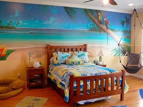 Beach Theme Bedroom Decorating Ideas Decorating Theme Bedrooms Maries Manor Tropical Beach