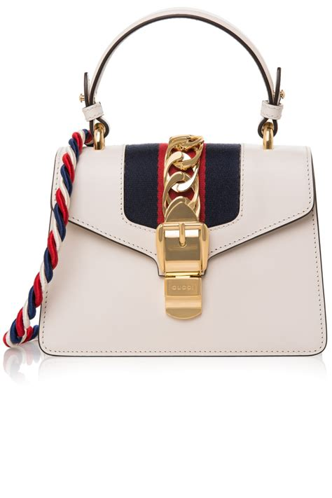 Gucci Mini Sylvie 20cm sylvie mini shoulder bag gucci bysymphony