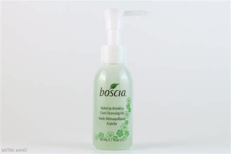 Review Boscia by Boscia Makeup Breakup Cool Cleansing Review Writing