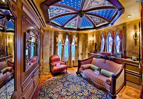 cinderella castle room cinderella castle suite guest living quarters walt disney flickr