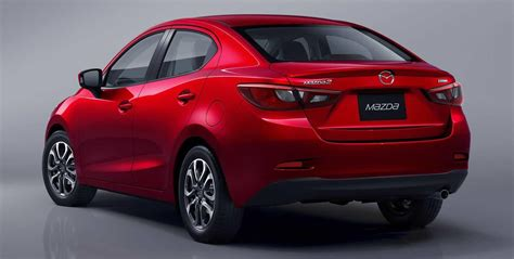 mazda sa prices all mazda2 sedan shown ahead of sa debut in4ride