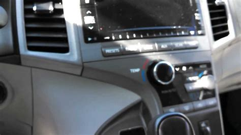 2010 toyota venza interior review by teresa at