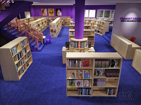 sekolah design di indonesia perpustakaan sekolah international mi design interior