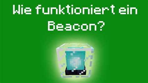 wie benutze ich ein bd minecraft tutorial wie funktioniert ein beacon