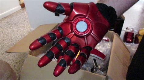 unboxing review joetoys iron man mk costume armor part