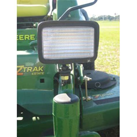 led lights for zero turn mowers john deere front light kit tcb11281