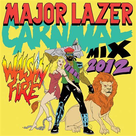 Major Lazer Globe major lazer set de carnaval funk na caixa