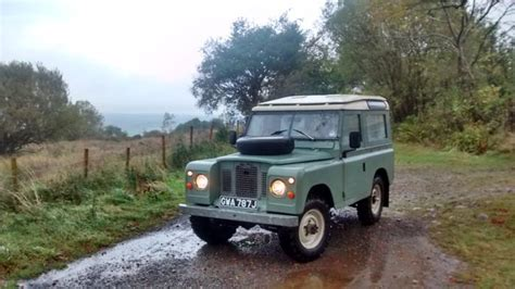toyota land rover 1970 1970 land rover series iia s2a registry the mg
