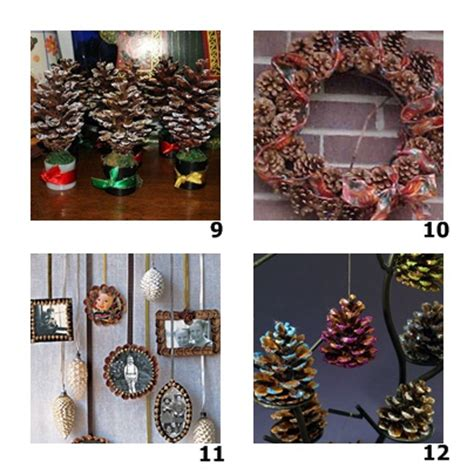 pine cone crafts for pine cone decoration the kid s review