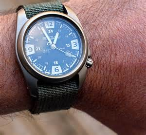 gt gt gt field watches