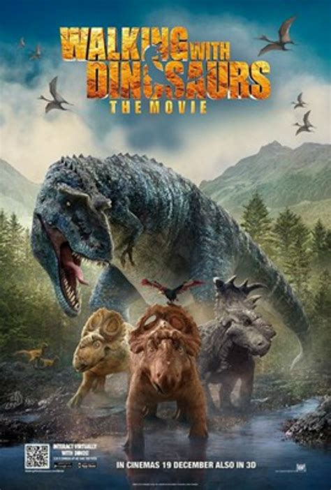 film with dinosaurus walking with dinosaurs movie review the upcoming