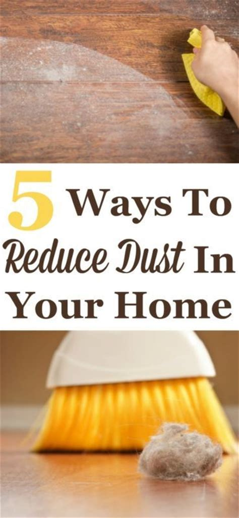 How To Reduce Dust In House by 5 Ways To Reduce Dust In Your Home Flats Common Sense
