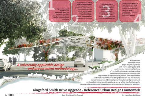 urban design brief terms of reference 2016 australian urban design awards shortlist revealed