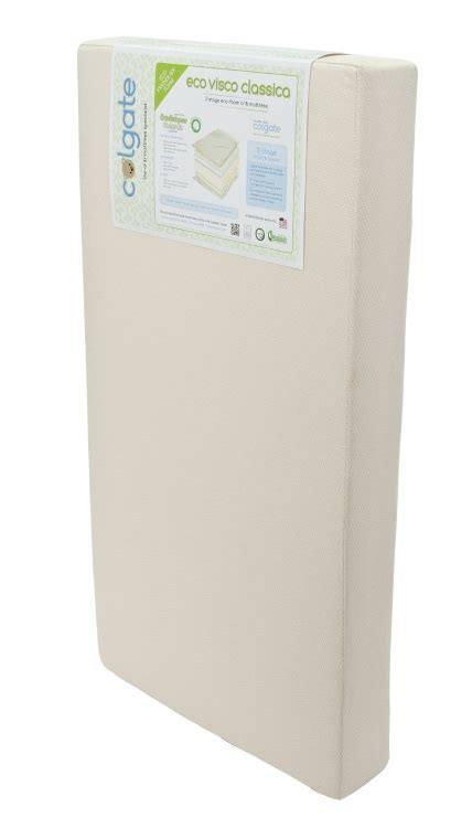 Crib Mattress Colgate Colgate Eco Classica Iii Dual Firmness Crib Mattress N Cribs