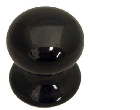 Black Cupboard Door Knobs by Chatsworth Black Porcelain Mortice Door Knobs Bul602 7