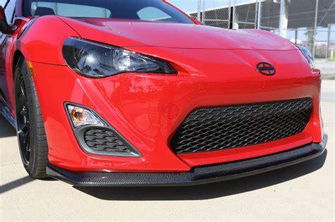 Auto Lips by Carbon Fiber Front Lip For 2012 Scion Fr S Zc6 2h Style