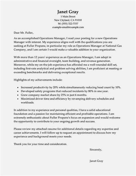 Lean Expert Cover Letter by Cover Letter For Lean Management Position Resume Template Cover Letter