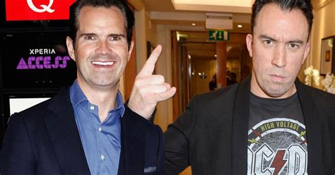Jimmy Carr Criminal Record Jimmy Has A Carr Crash As Oscar Pistorius Joke Goes