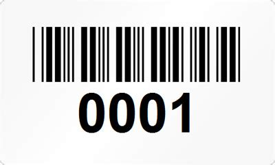 barcode label template custom rectangular economy barcode labels metal barcode
