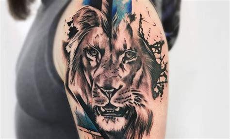 ugram film lion tattoo los 6 significados de los tatuajes de cara de le 243 n