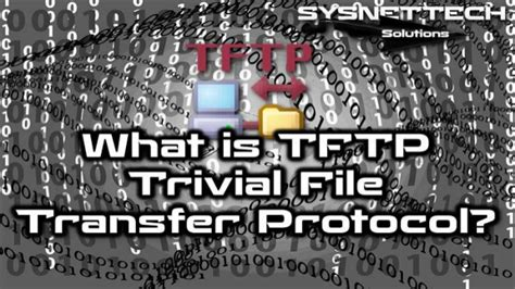 tftp port what is tftp protocol in networking what is tftp port