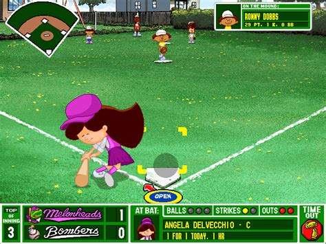 Backyard Baseball Stats Backyard Baseball Screenshots For Windows Mobygames