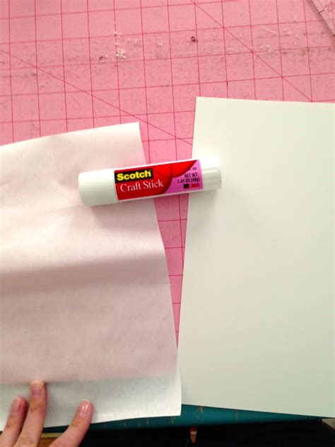 Make Freezer Paper - bit funky how to make a freezer paper transfer