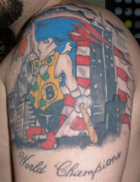 boston sports tattoo boston sports ideas boston