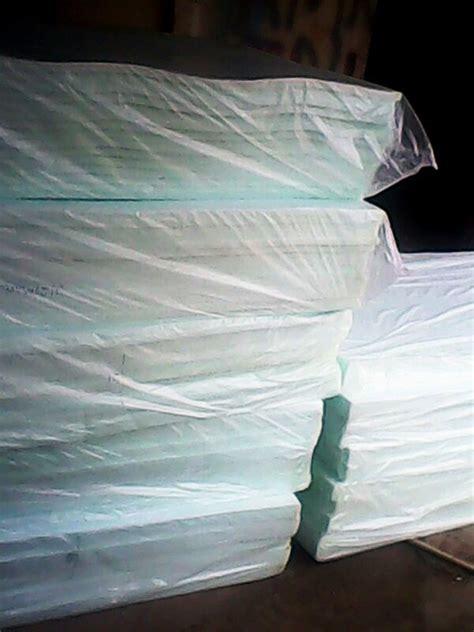 Kasur Gabus pabrik busa tahan panas juga jual busa foam untuk packing