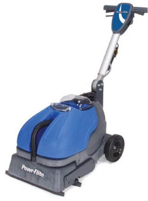powrflite cas  compact automatic scrubber grout