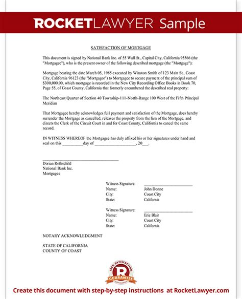 Mortgagee Letter 2017 12 mortgage payoff letter template letter template 2017