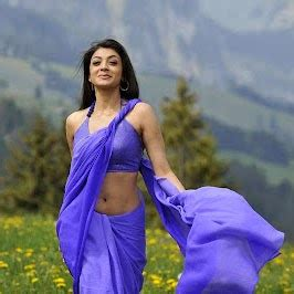 actress kajal in bad dress in saree breast hot pictures bollywood actress kajol agarwal hot pictures