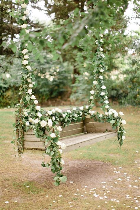 hanging flower garden 21 pretty garden wedding ideas for 2016 tulle