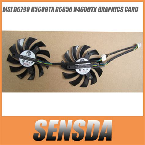 graphics card fan replacement high quality wholesale power logic pld08010s12hh 12v 0 35a