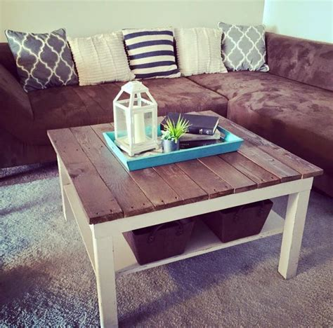 240 best images about upcycled on lack table