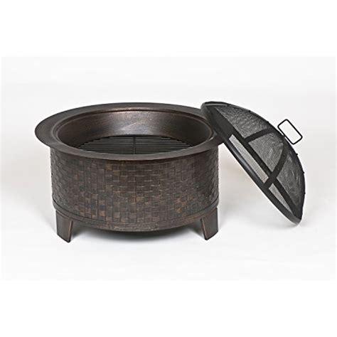 pit cast iron cobraco woven base cast iron pit fbciwoven bz