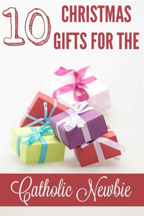 10 christmas gifts for the rcia candidate or new catholic