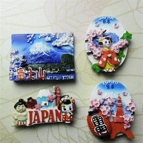 Souvenir Japan Magnet Kulkas Sumo aliexpress buy japan travel souvenir refrigerator
