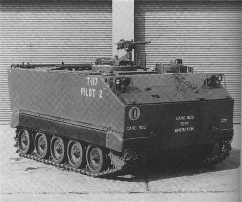personal armored armoured personnel carrier
