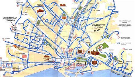 tourist map of tourist map of m 225 laga size