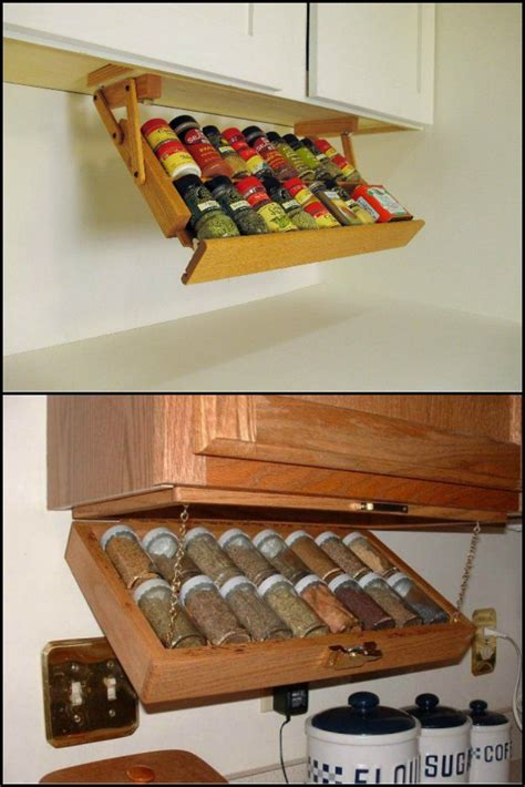 build spice rack cabinet 78 best images about kitchen storage on pot
