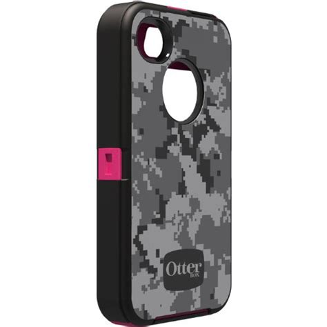 Casing Iphone 44s 55s Otterbox Defender Anti Shock Back otterbox defender series and holster for iphone 44s retail packaging digi pink buy