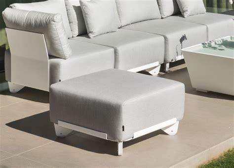 plecs soft garden pouf modern garden furniture